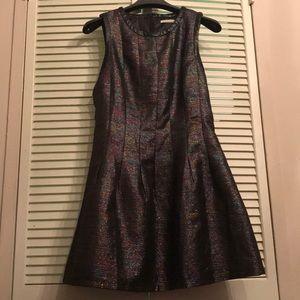 Mustard Seed | Metallic Party Dress